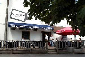 Brasserie Terrasse à Lasne