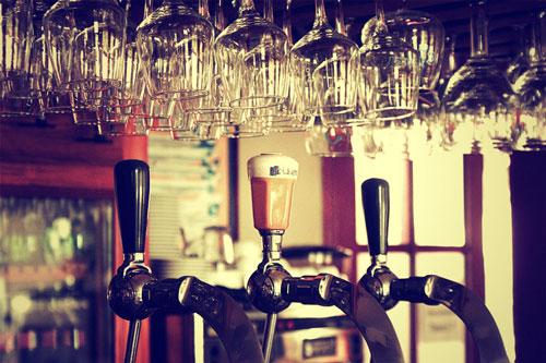 Bien servir la bière