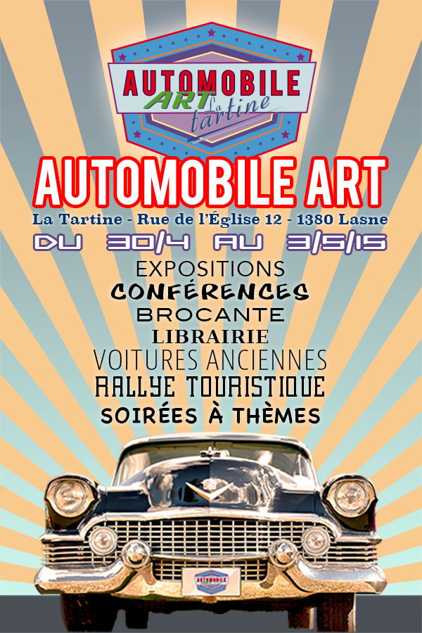 sorties lasne animation evenement auto