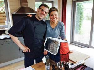 recette cuisine ambassadeurs lasne