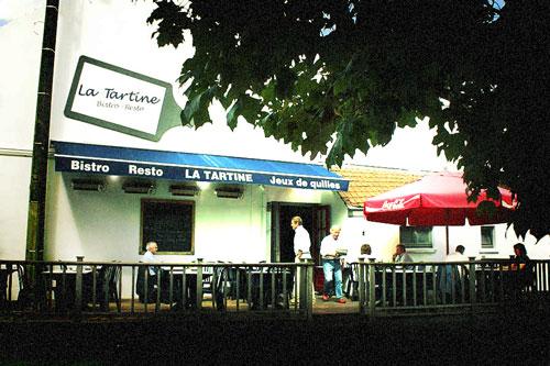 café restaurant à Lasne