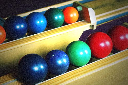 location bowling